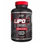 Lipo 6 Black Nutrex (120 капсул)